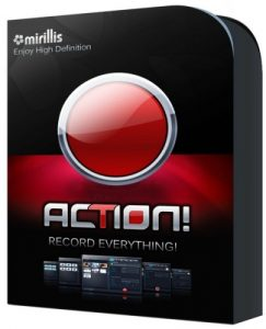 Mirillis Action Serial Key