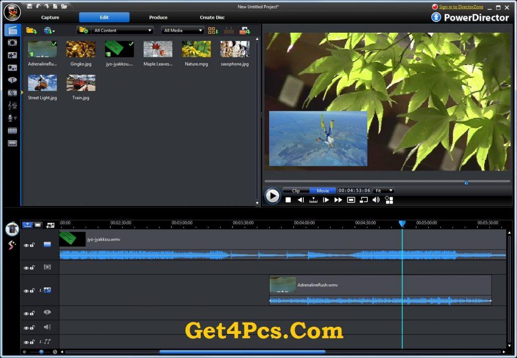 CyberLink PowerDirector Download
