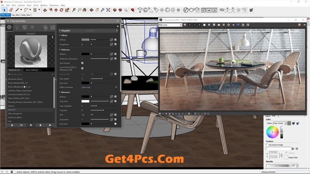 activator sketchup pro 2018 + vray 3.6 download