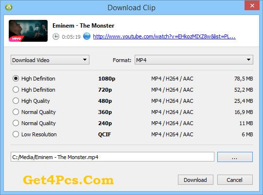 4K Video Downloader 4 Crack