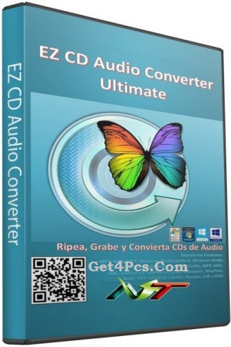 EZ CD Audio Converter Ultimate 8.0.4 Crack