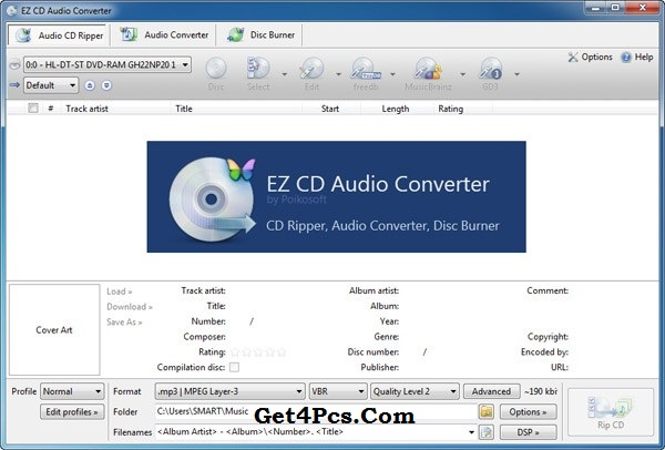 EZ CD Audio Converter Ultimate Key