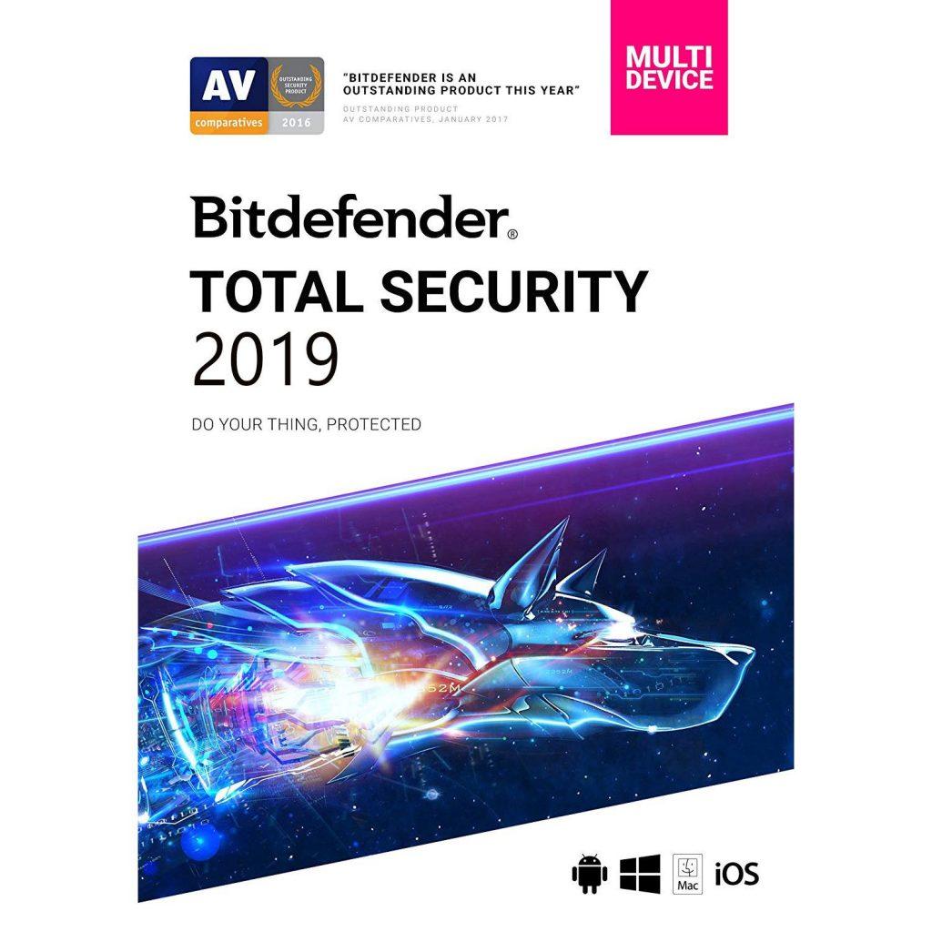 Bitdefender Total Security 2019 Key