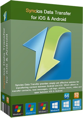 Anvsoft SynciOS Data Transfer 1.7.3 Crack