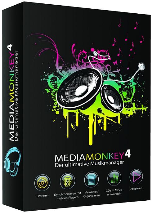 MediaMonkey Gold 4 Serial Key