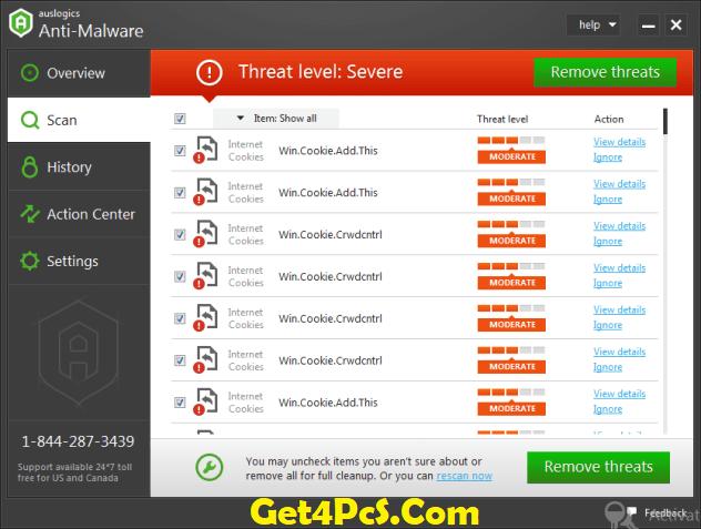 Auslogics Anti-Malware Key
