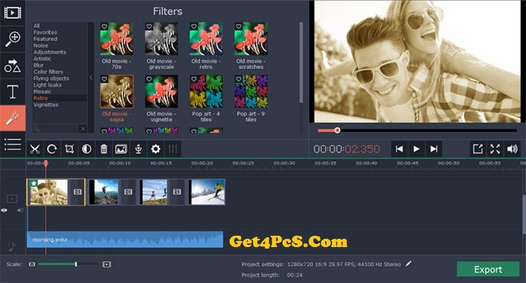 Movavi Screen Capture Studio 10 Crack