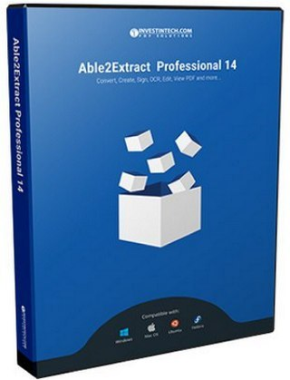 Able2Extract Professional Crack