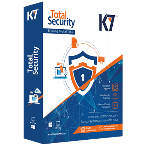 K7 Total Security 2020 Serial key