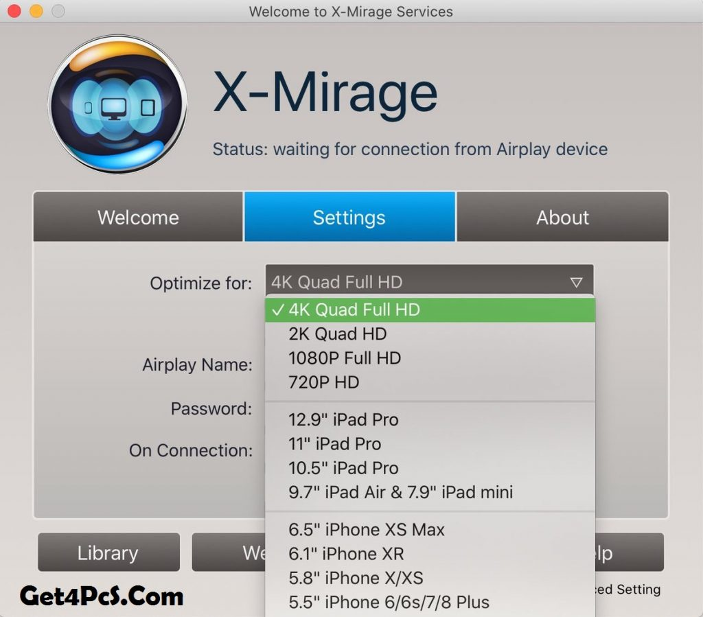 X Mirage 2.5.1 Crack