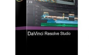 DaVinci Resolve Studio 16 Crack
