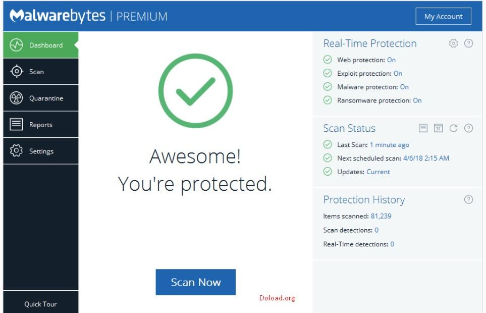 Malwarebytes Premium Crack Keygen