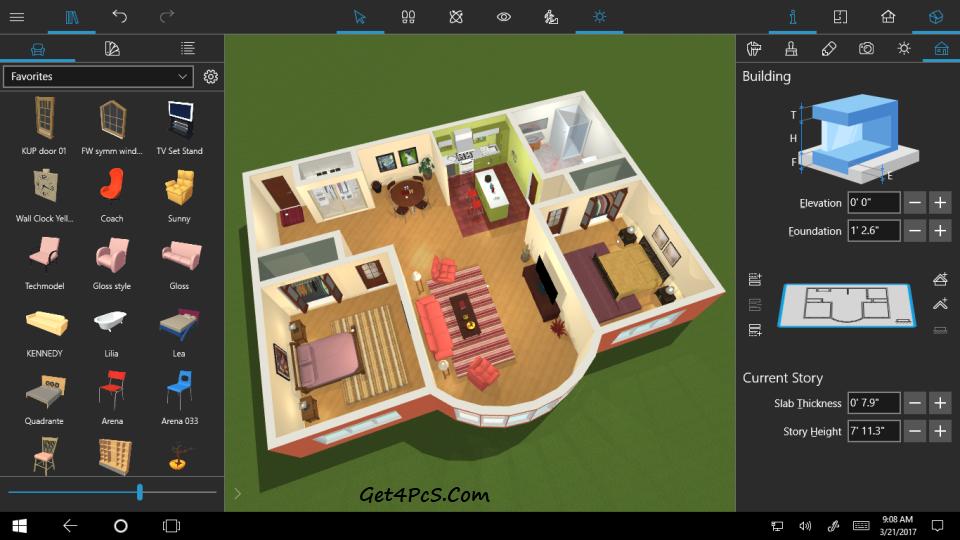 Live Home 3D Pro License Code