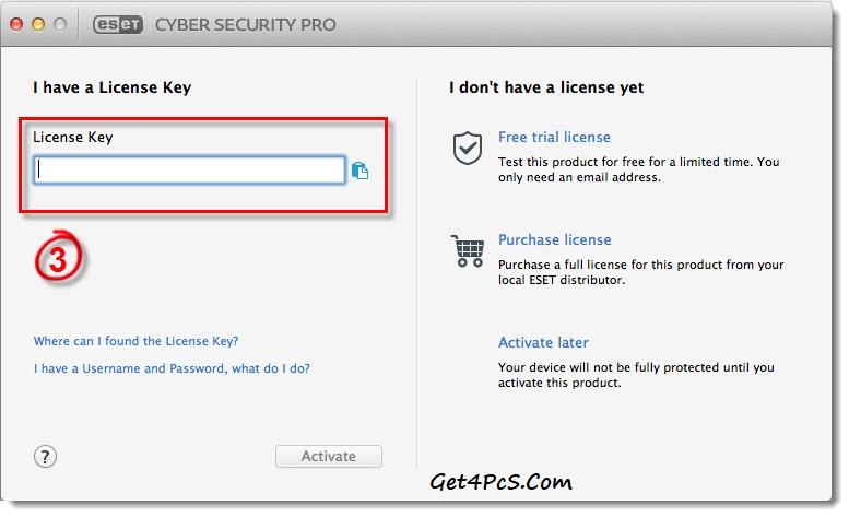 ESET Cyber Security Pro Keygen