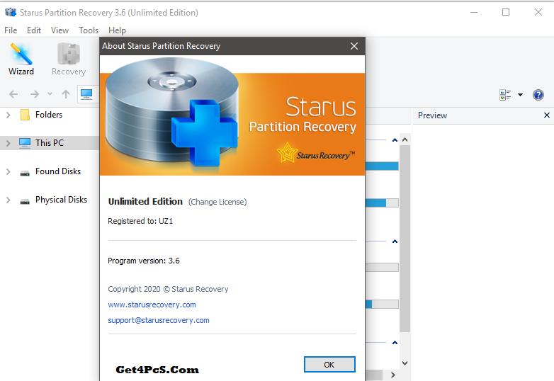 Starus Data Restore Pack Free Download