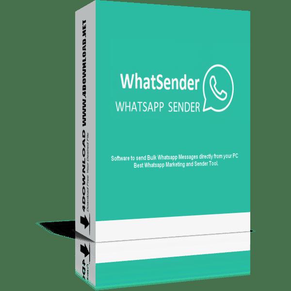 WhatSender Pro Crack